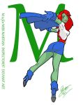 M is for Miss Martian by Inspector97
