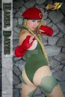 Hazel Dayze as Cammy by DBrooks-Photo82
