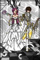 Code Geass: The White Waltz by Kiarou