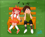 TnM - Love is in the music by Jamiisol2000