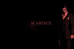 Scarface wallpaper by blackp