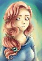 The little beauty princess by Ethevian