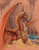 Smaug by billyboop
