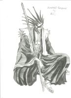Kenpachi by royalsmiley