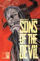 Sons of the devil #1 Cover by toniinfante