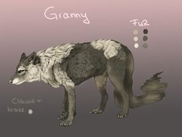 Granny by cottondragon