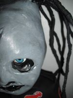 Sneak peek at latest doll by thedollmaker