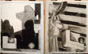 Drawing1 Class. Fully Tonal Compositions by flufdrax