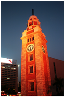 TST Clock Tower by coffeebugg