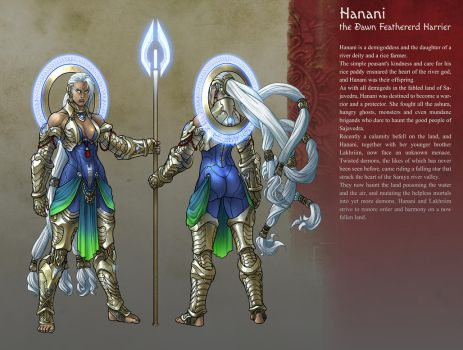 Hanani Character Sheet by Spacefriend-T