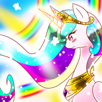 Princess Celestia by PrincessCelestia908