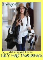 Lucy Hale by Jazminswag-Editions