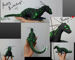Gift! Sy sculpture for Azzurgil by yamiyo