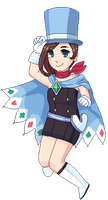 trucy wright!!!!! by suppersona