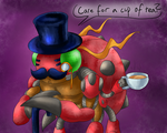 Gentleman Tentomon by Lord-Evell