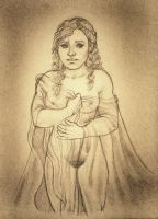 Unveiled - A young dwarf by Ingvild-S
