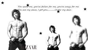 Lee Joon - Hot wallpaper by a-heart-with-no-beat