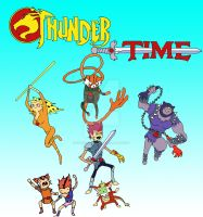Thunder Time by ConcreteChief
