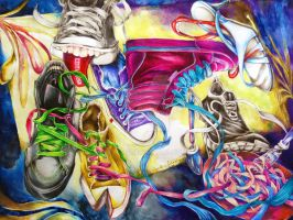 Shoes by xem5