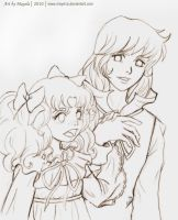 Candy and Terry by Maye1a