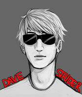 DAVE STRIDER - REPAINT by chiiioh
