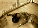 lost consciousness by helmet by fredle