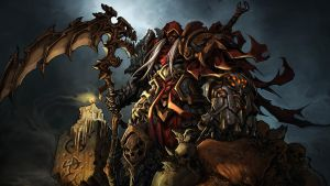 War Darksiders background by abeTHErocker