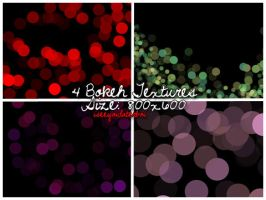 Bokeh Textures by Iseeyoulaterboi