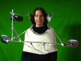 Wearable Mirrors by groundhog22