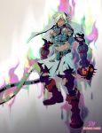 Fierce Deity Link by dizdoodz