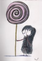 Lollipop Girl by Nightmares4Breakfast