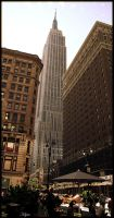 Empire State Building by Klytia70