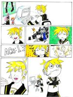 Len reacts to Oliver by Fallen-AngelTK