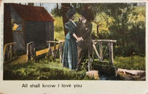 All Shall Know I Love You by Yesterdays-Paper