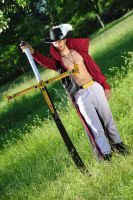 Mihawk Dulacre by The-Ly