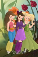 The Chipettes by OliviaWhitley12