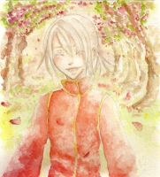 Your smile by Yune-sama
