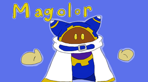 Magolor by LuckyGreen7