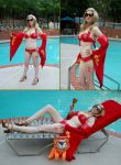 Swimsuit Cersei by Yashuntafun