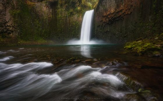 Abiqua Afternoon by LAlight