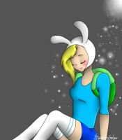 AT: Fionna by decastromatthew