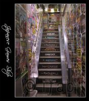 Japanese Games Shop by iFab