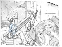 The Last Of Us by WinryElric