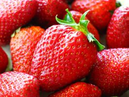 strawberries by bluewave-stock