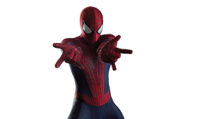 The Amazing Spider-Man 2 - Spidey PNG by Ang1996