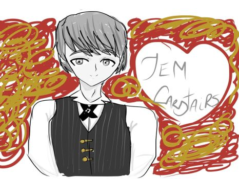 Oh Jem Carstairs by Romi-pink7