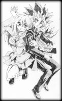 Friends Beyond Time [Yu-Gi-Oh!] by Rosae94