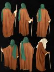 Arab's old style clothes 16 by Mustafa-H