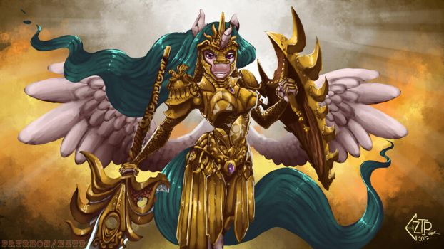 Art Pack 01 - Warlord Celestia by Eztp
