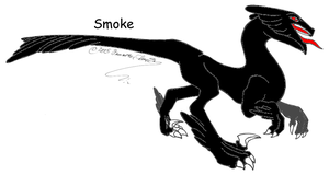 Smoke ref by QuestionTheDragon